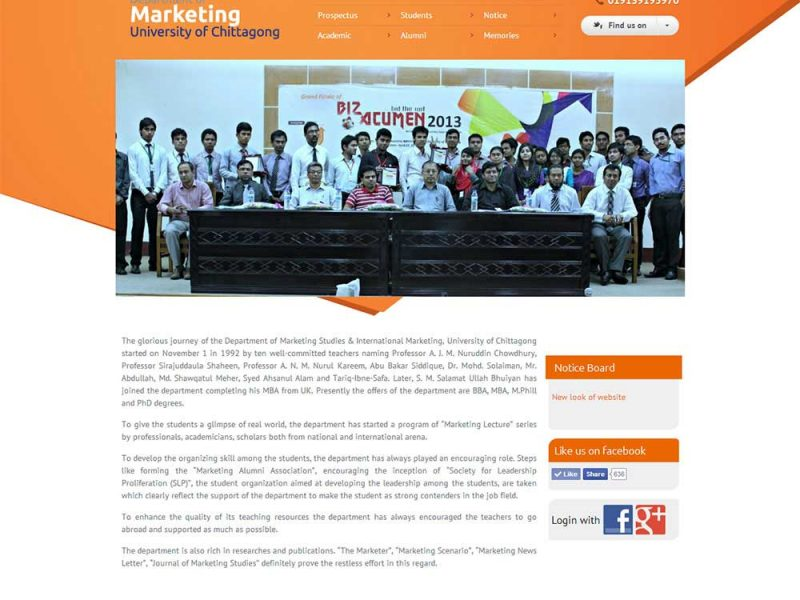 Department-of-Marketing---University-of-ChittagongDepartment-of-Marketing-University-of-Chittagong